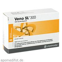 VENO SL 300, 100 ST, Ursapharm Arzneimittel GmbH