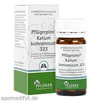 PFLUEGERPLEX Kalium bichromicum 323, 100 ST, Homöopathisches Laboratorium Alexander Pflüger GmbH & Co. KG
