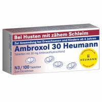AMBROXOL 30 HEUMANN, 100 ST, Heumann Pharma GmbH & Co. Generica KG