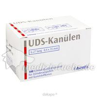 KANUELEN UDS 27X0.4X35MM, 100 ST, Sanofi-Aventis Deutschland GmbH