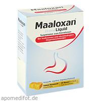 Maaloxan 25mVal Liquid, 20X10 ML, Sanofi-Aventis Deutschland GmbH GB Selbstmedikation /Consumer-Care