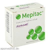 Mepitac 2x300cm Rolle unsteril, 1 ST, Mölnlycke Health Care GmbH