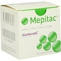 Mepitac 4x150cm Rolle unsteril, 1 ST, Mölnlycke Health Care GmbH