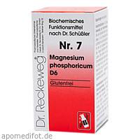 Biochemie 7 Magnesium phosphoricum D6, 200 ST, Dr.Reckeweg & Co. GmbH