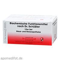 Biochemie 12er-Set, 12X200 ST, Dr.Reckeweg & Co. GmbH