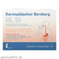 Darmspülpulver Bernburg, 5X110 G, Serumwerk Bernburg AG