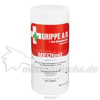 Medtest Grippe A/B, 1 ST, Gzmn Gesundheitszentrum