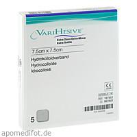 VARIHESIVE EX D HKV hydroaktiv 7.5X7.5, 5 ST, Convatec (Germany) GmbH