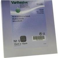 VARIHESIVE EX D HKV hydroaktiv 15X15, 5 ST, Convatec (Germany) GmbH