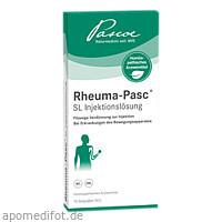 Rheuma-Pasc SL Injektionslösung, 10X2 ML, Pascoe pharmazeutische Präparate GmbH