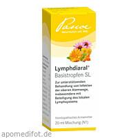 Lymphdiaral Basistropfen SL (Mischung), 20 ML, Pascoe pharmazeutische Präparate GmbH