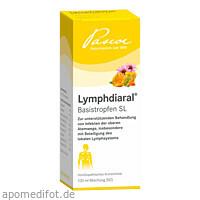 Lymphdiaral Basistropfen SL (Mischung), 100 ML, Pascoe pharmazeutische Präparate GmbH