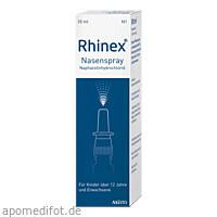 RHINEX Nasenspray mit Naphazolin 0.05%, 10 ML, Aristo Pharma GmbH