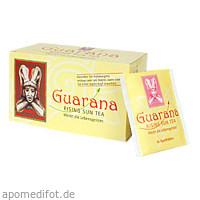 Guarana Rising Sun Tea Btl, 20 ST, Epi-3 Healthcare GmbH