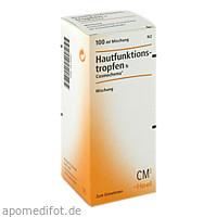 Hautfunktionstropfen N Cosmochema, 100 ML, Biologische Heilmittel Heel GmbH