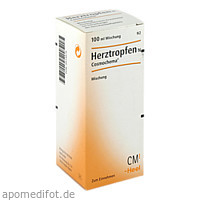 Herztropfen N Cosmochema, 100 ML, Biologische Heilmittel Heel GmbH