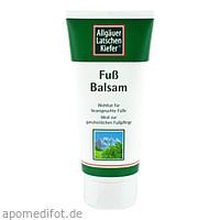 Allgäuer LK Fuß Balsam, 200 ML, Dr. Theiss Naturwaren GmbH