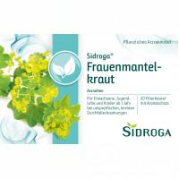 Sidroga Frauenmantelkraut, 20X1.0 G, Sidroga Gesellschaft Für Gesundheitsprodukte mbH