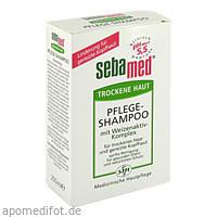 sebamed Trockene Haut Pflege-Shampoo, 200 ML, Sebapharma GmbH & Co. KG