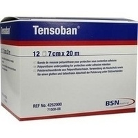 TENSOBAN 20MX7.5CM POLSTER, 12 ST, Bsn Medical GmbH
