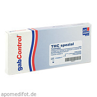 Drogentest THC 20 spezial, 10 ST, Abbott Rapid Diagnostics Germany GmbH