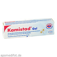 Kamistad-Gel, 10 G, STADA Consumer Health Deutschland GmbH
