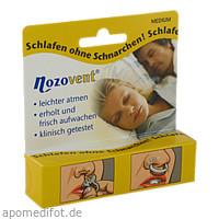 Nozovent Nasenklammern, 2 ST, Optima Pharmazeutische GmbH