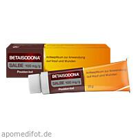 Betaisodona Salbe, 25 G, Mundipharma GmbH