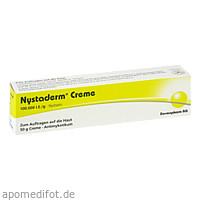 NYSTADERM, 50 G, Dermapharm AG