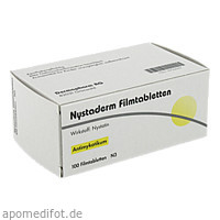 NYSTADERM, 100 ST, Dermapharm AG