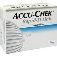 Accu-Chek Rapid-D Link Transfer Set 70, 10 ST, Roche Diabetes Care Deutschland GmbH