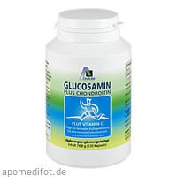 Glucosamin Chondroitin Kapseln, 120 ST, Avitale GmbH