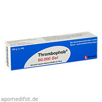 THROMBOPHOB 60000, 100 G, NORDMARK Pharma GmbH