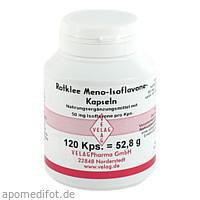 Rotklee Meno-Isoflavone-Kapseln, 120 ST, Velag Pharma GmbH