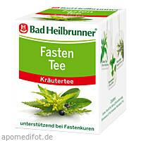 BAD HEILBR FASTENTEE, 8X1.8 G, Bad Heilbrunner Naturheilm. GmbH & Co. KG