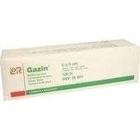 GAZIN Kompresse 5x5cm 12fach OP, 100 ST, Lohmann & Rauscher GmbH & Co. KG