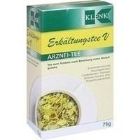 ERKAELTUNGSTEE V, 75 G, Heinrich Klenk GmbH & Co. KG