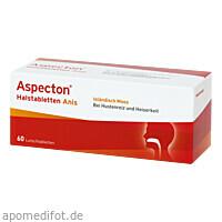 Aspecton Halstabletten, 60 ST, Hermes Arzneimittel GmbH
