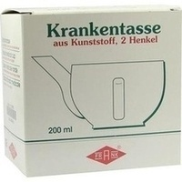 KRANKENTASSE KST RUND, 200 G, Büttner-Frank GmbH
