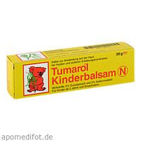 Tumarol Kinderbalsam N, 30 G, Robugen GmbH Pharmazeutische Fabrik