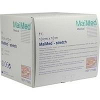 Maimed-stretch 10cmx10m Fixiervlies, 1 ST, Maimed GmbH -Bereich Vertrieb-