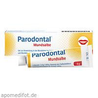 PARODONTAL MUNDSALBE, 6 G, Serumwerk Bernburg AG