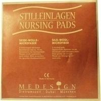 Stilleinlagen Seide/Wolle/Microfaser ca.14cm, 2 ST, Medesign I. C. GmbH
