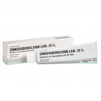 ZINKOXIDEMULSION LAW, 100 G, Abanta Pharma GmbH