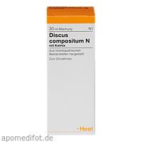 Discus compositum N mit Kalmia, 30 ML, Biologische Heilmittel Heel GmbH