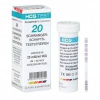 Schwangerschaftsteststreifen Praxisp. CLEARTEST, 20 ST, Diaprax GmbH