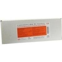 Isotonische Natriumchlorid-Lösung 0.9% EIFELFANGO, 10X50 ML, Eifelfango GmbH & Co. KG