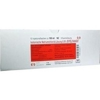 Isotonische Natriumchlorid-Lösung 0.9% EIFELFANGO, 10X100 ML, Eifelfango GmbH & Co. KG