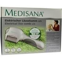 MEDISANA elektrischer Läusekamm LCS, 1 ST, Promed GmbH