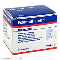 FIXOMULL STRETCH 10CMX10M, 1 ST, Bios Medical Services GmbH
